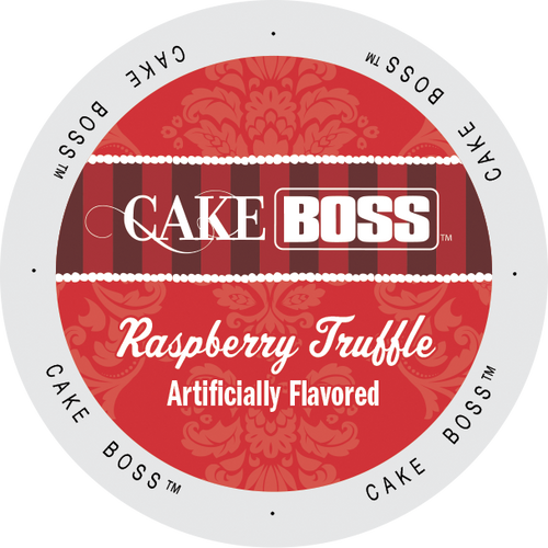 Raspberry Truffle Flavored Coffee by Cake Boss