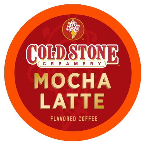 Mocha Latte Flavored Coffee by Cold Stone Creamery
