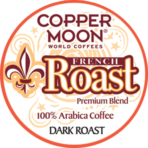 French Roast Coffee by Copper Moon