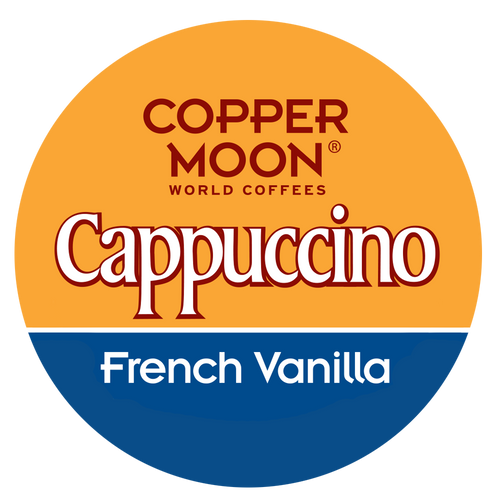 French Vanilla Cappuccino by Copper Moon