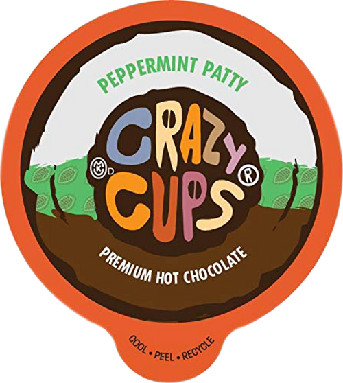 Crazy Cups Peppermint Patty Hot Chocolate by Crazy Cups