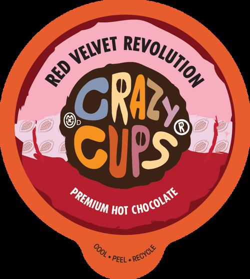 Crazy Cups Red Velvet Revolution