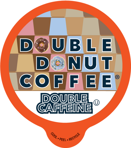 Double Caffeine Coffee by Double Donut