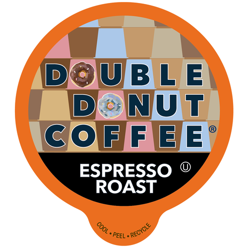 Espresso Roast Coffee by Double Donut
