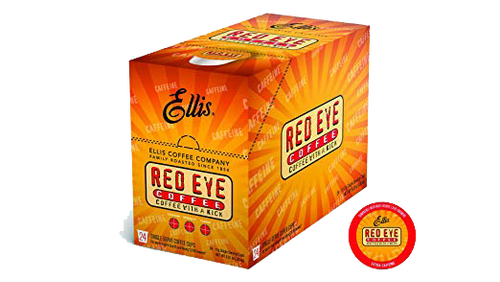 Red Eye by Ellis Coffee