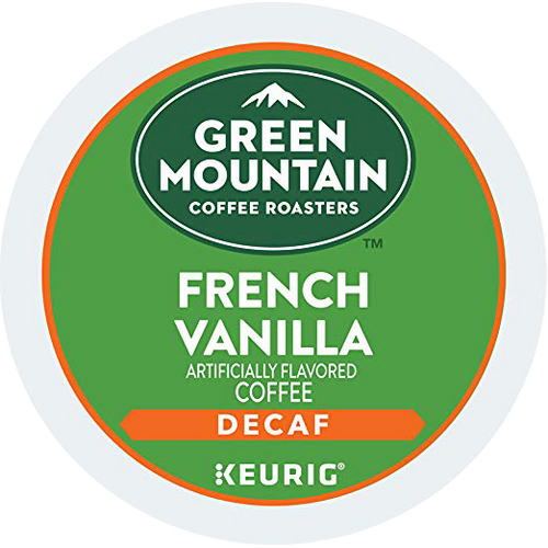 Green Mountain Coffee French Vanilla Decaf