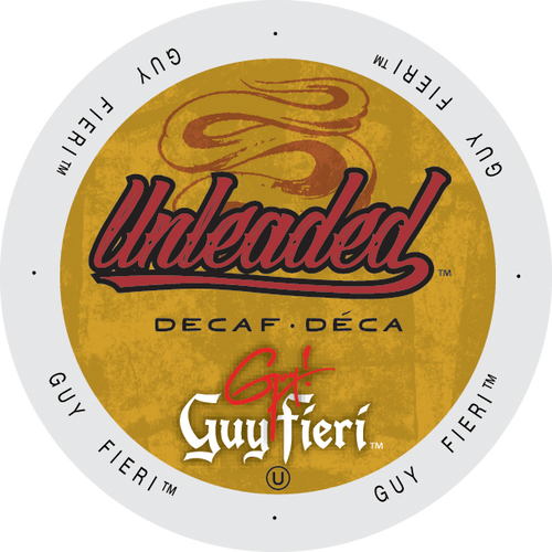 Guy Fieri Unleaded Decaf