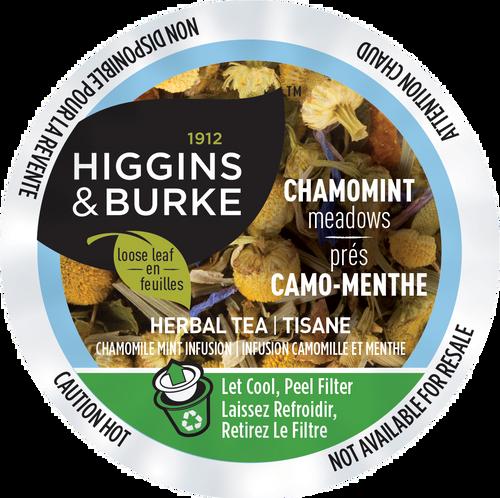CHAMOMINT MEADOWS Tea by Higgins & Burke