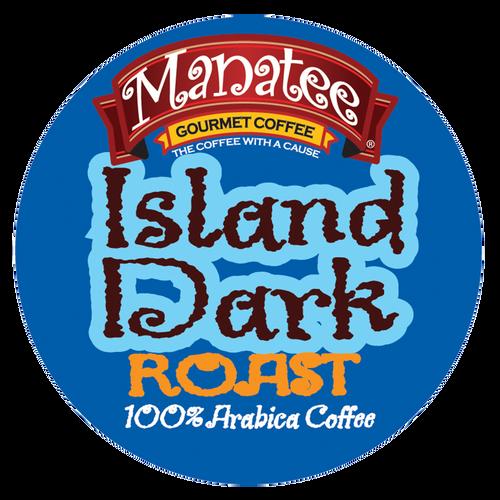 Island Dark Coffee by Manatee