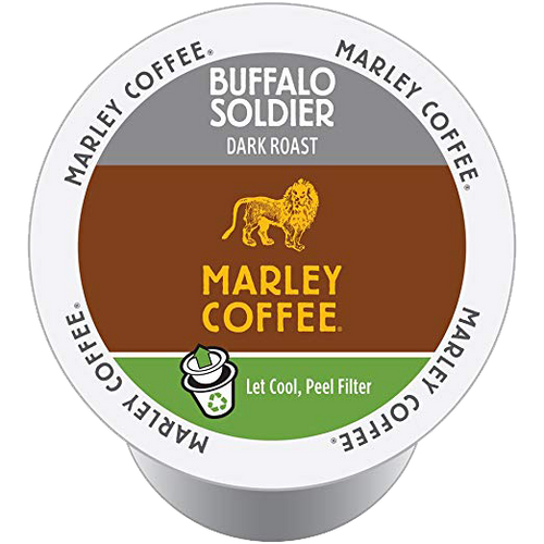 Marley Buffalo Soldier Coffee by Marley Coffee