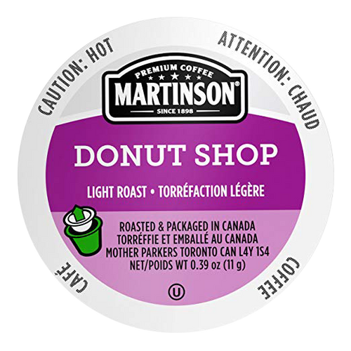 Donut Shop Blend Coffee by Martinson