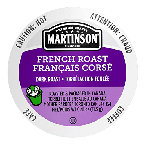 French Roast Coffee by Martinson
