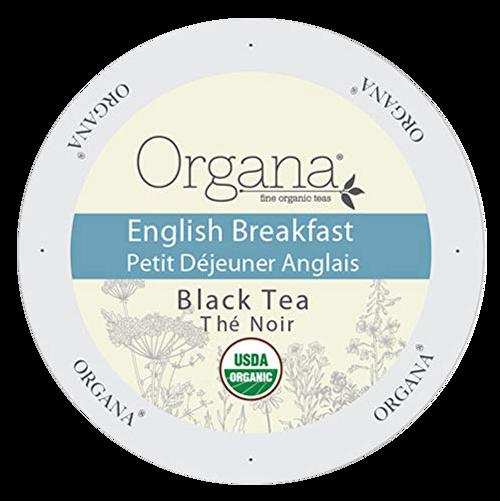 English Breakfast Tea by Organa