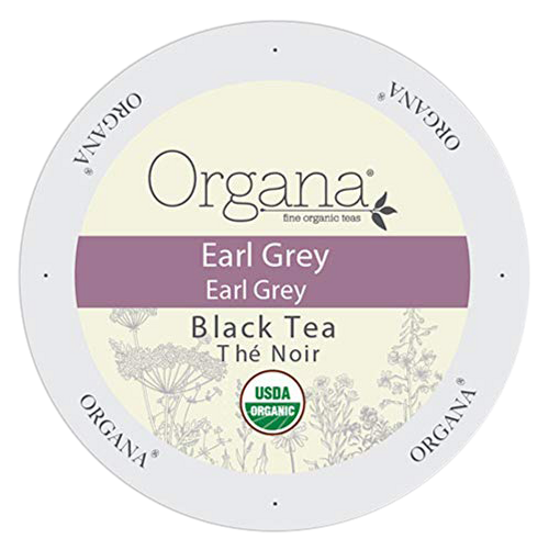 Earl Grey Tea by Oragana