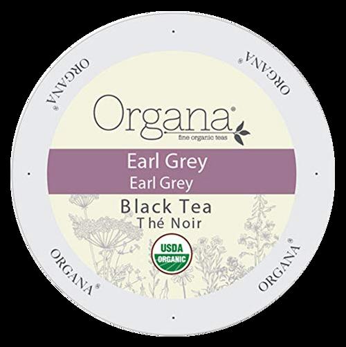 Earl Grey Tea by Organa