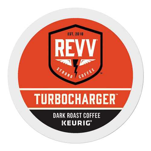 Turbocharger Coffee by Revv