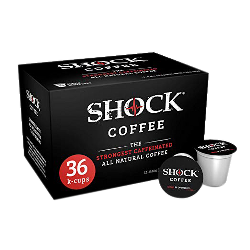 Coffee by Shock