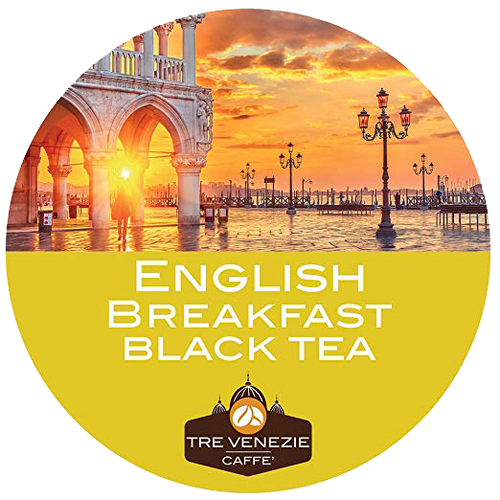 English Breakfast Black Tea by Tre Venezie Caffe