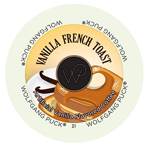 Vanilla French Toast by Wolfgang Puck