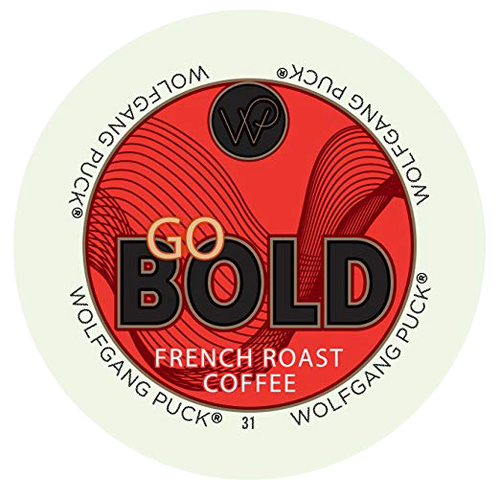GO BOLD Coffee by Wolfgang Puck