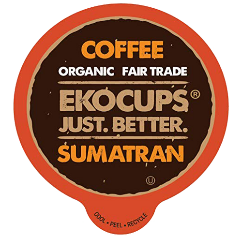 Sumatran Organic Coffee by EKOCUPS