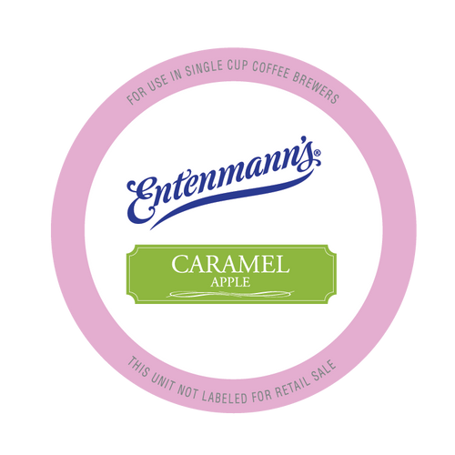 Caramel Apple Flavored Coffee by Entenmann's