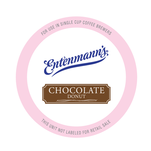 Chocolate Donut Flavored Coffee by Entenmann's