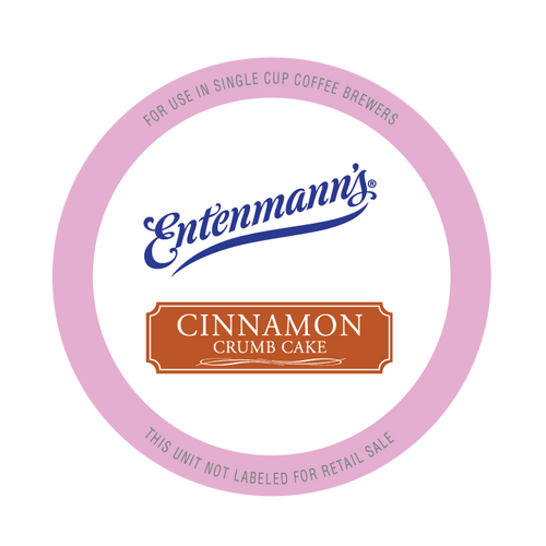 Cinnamon Crumb Cake Flavored Coffee by Entenmann's