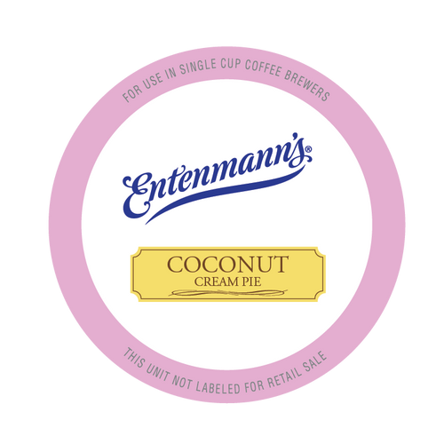 Coconut Cream Pie Flavored Coffee by Entenmann's