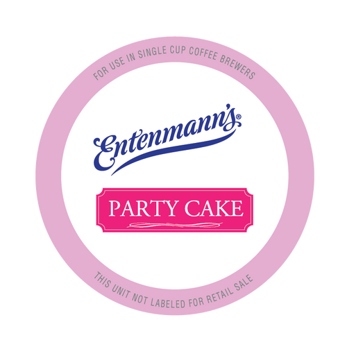 Party Cake Flavored Coffee by Entenmann's