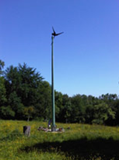 Leading Edge 2kW Wind Turbine