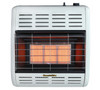 HearthRite HRW17TL 17100 BTU Infrared/Radiant Vent Free Gas Heater with Thermostat - Liquid Propane