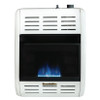 HearthRite HBW06MN 6000 BTU Blue Flame Vent Free Gas Heater - Natural Gas