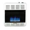 HearthRite HBW20ML 20000 BTU Blue Flame Vent Free Gas Heater - Liquid Propane