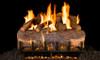 RH Peterson Real-Fyre Mountain Crest Oak Log Set - G31 Burner with Choice of Valve Kit