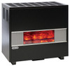 Williams Furnace Company 650292A 65,000 BTU Vented Hearth Heater with Fireplace Front and Factory Installed Blower