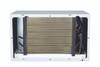 GE AJCM10ACH 10000 BTU Through-the-Wall Room Air Conditioner - 115V - Energy Star