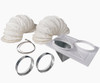 Kwikool CK-12SS Ceiling Duct Kit for KBIO Series