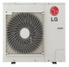 LG LS243HLV3 24000 BTU Class High Efficiency Built-In WiFi Single Zone Mini Split System with Extended Pipe - Energy Star
