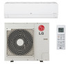 LG LS363HLV3 36000 BTU Class High Efficiency Built-In WiFi Single Zone Mini Split System with Extended Pipe