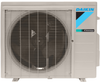 Daikin FTX09AXVJU / RX09AXVJU 19 Series 9000 BTU Class Heat Pump 19 SEER Single Zone System