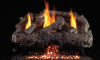 "RH Peterson Real-Fyre CHFR30 30"" Charred Frontier Oak Replacement Logs for Vented Burners (LOGS ONLY)"