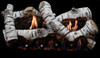 """White Mountain Hearth LS-24CB 24"""" Birch Replacement Logs for Vented or Vent Free Slope Glaze Burners (LOGS ONLY)"""