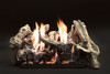 """White Mountain Hearth LS-18CD 18"""" Driftwood Replacement Logs for Vented or Vent Free Slope Glaze Burners (LOGS ONLY)"""
