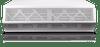 "Mars Air Systems STD248-1UA-OB-HCP 48"" Standard 2 Clean Air Series Unheated Air Curtain with HEPAC Protection, 115 Volt"
