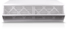 "Mars Air Systems STD272-2UA-OB-HCP 72"" Standard 2 Clean Air Series Unheated Air Curtain with HEPAC Protection, 115 Volt"