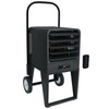 King PKB2410-1-P-25C PKB Platinum Industrial Electric 7.5/10 kW Heater - 208/240/1/60 - 25 Ft. Cord