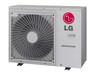 LG LV181HHV4 18000 BTU 1.5 Ton Single Zone LGRed Mini-Split System with Multi-Position Air Handler - Heat and Cool - Energy Star