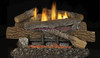 """Superior LBG24BM 24"""" Boulder Mountain Replacement Logs"""