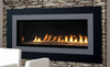 """Superior VRL4543ZE 43"""" Contemporary, Linear Vent Free Fireplace with Electronic Ignition"""